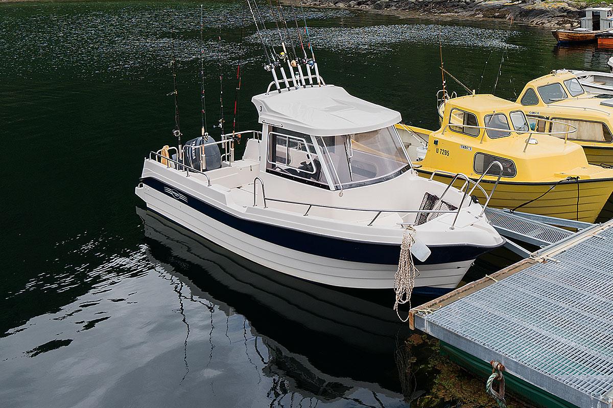 Boat rental Dolmøy Nr.03