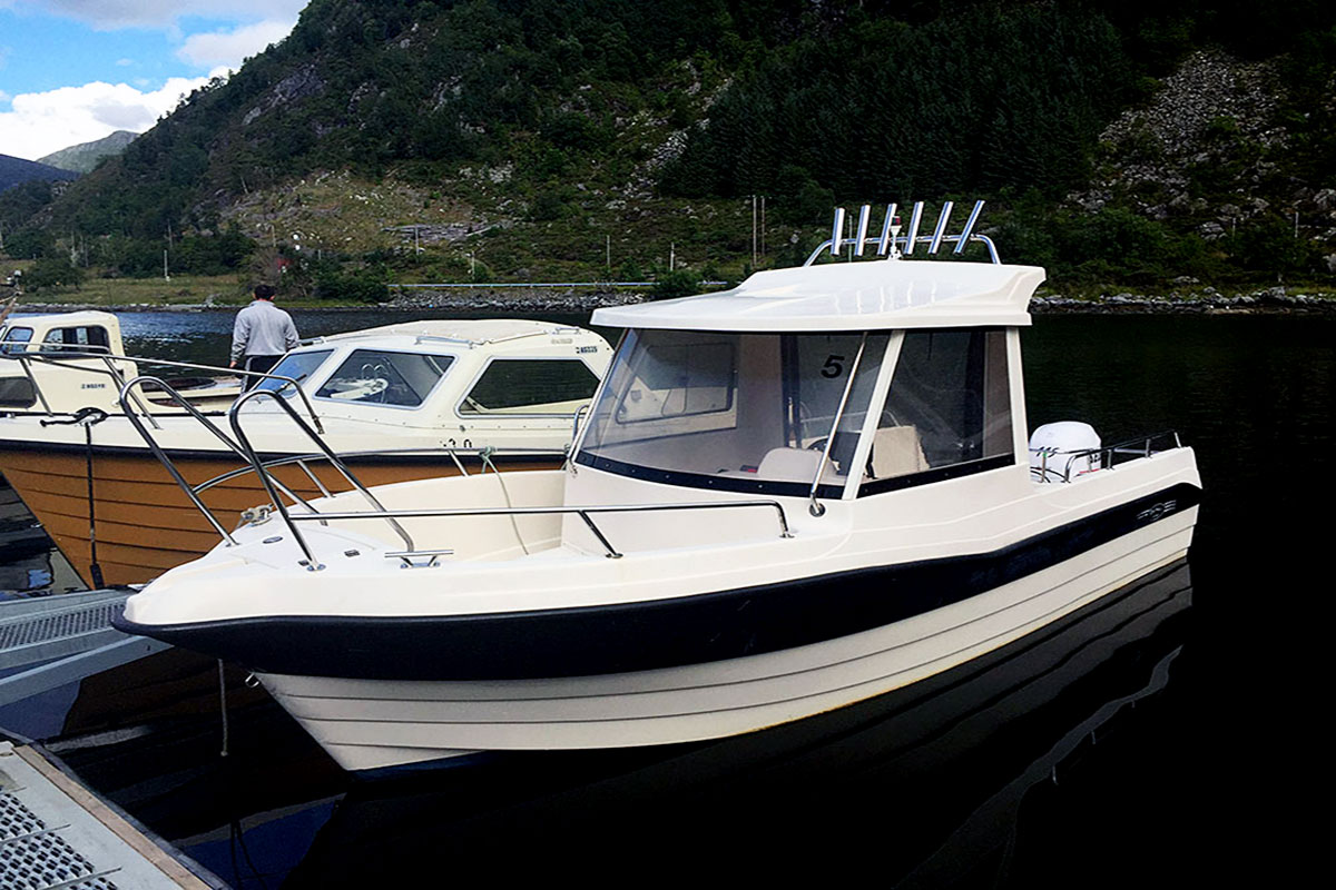 Boat rental Dolmøy Nr.05