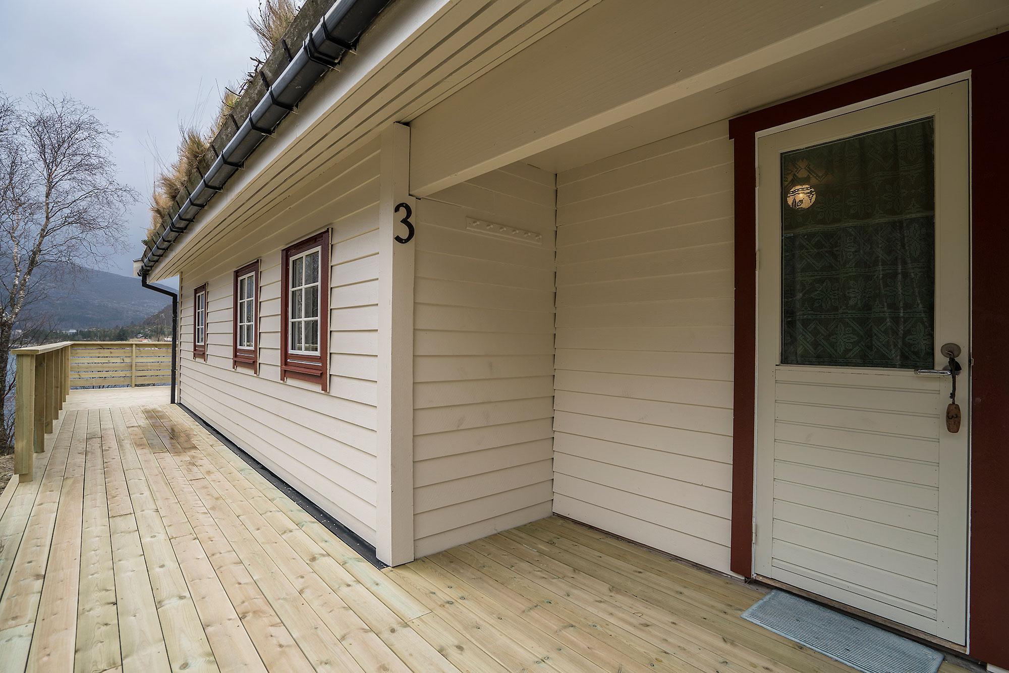 Cabin No.3