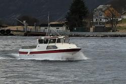 Master 740 Boat