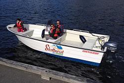 Boat rental Øien 620F