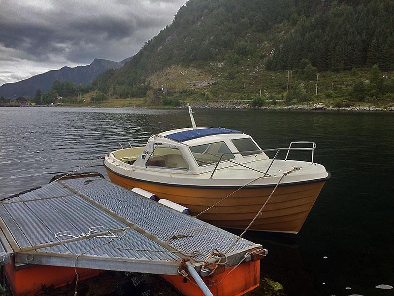 Viksund Boat Nr.07