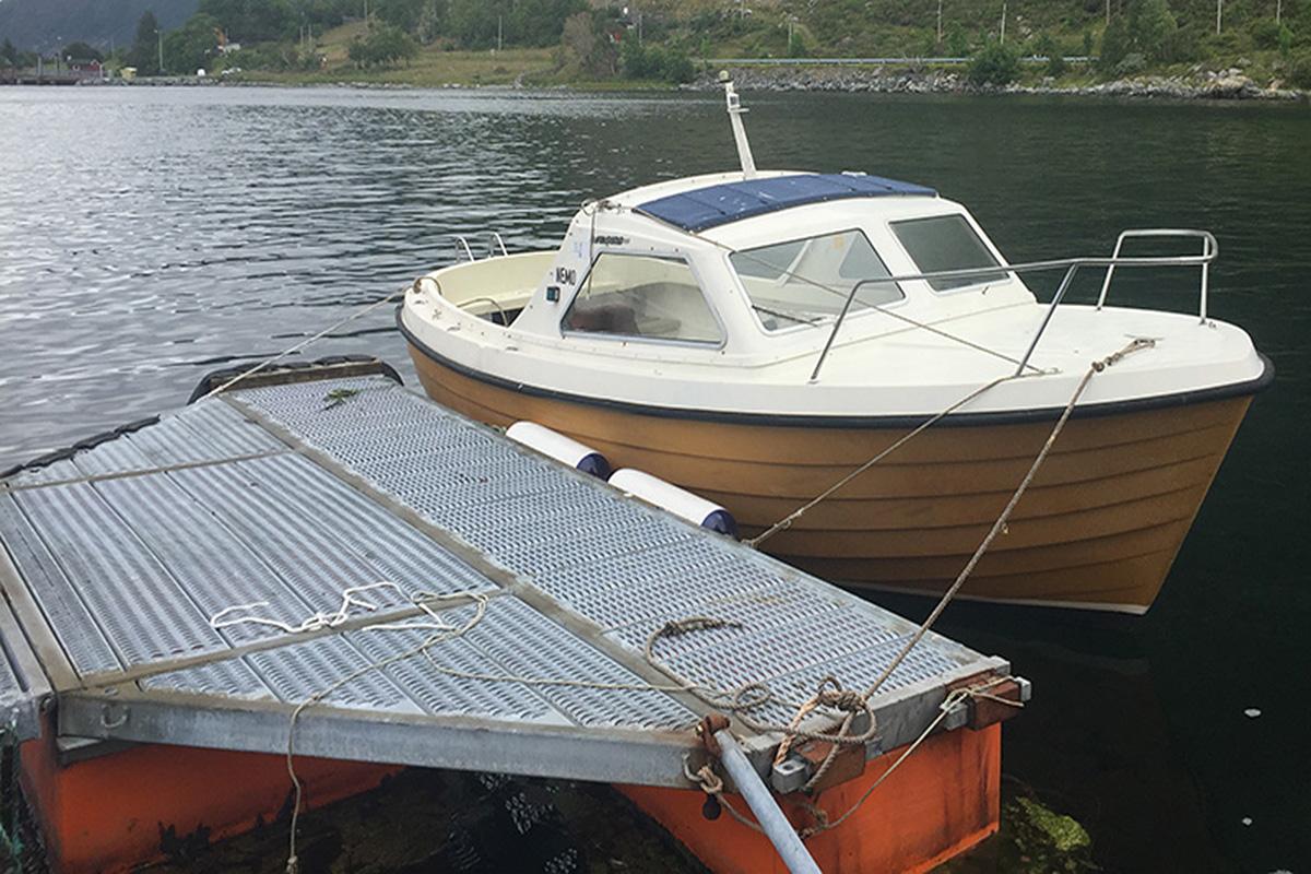 Viksund Boat Nr.08