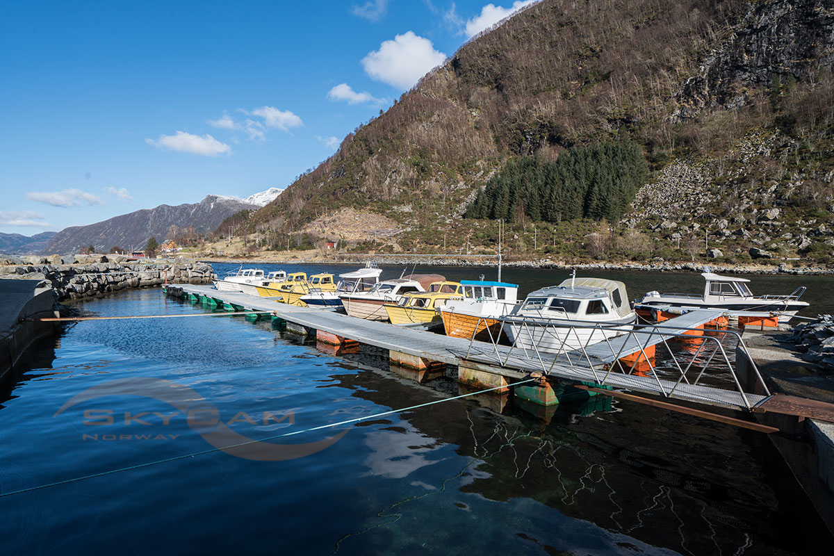 Bestill båt fra booking systemet